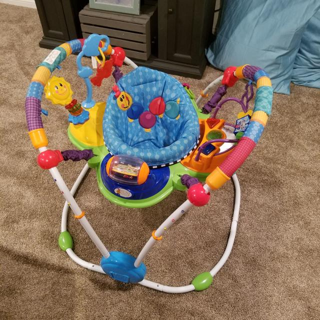 8da1277ea Find more Baby Einstein Jump-a-roo for sale at up to 90% off