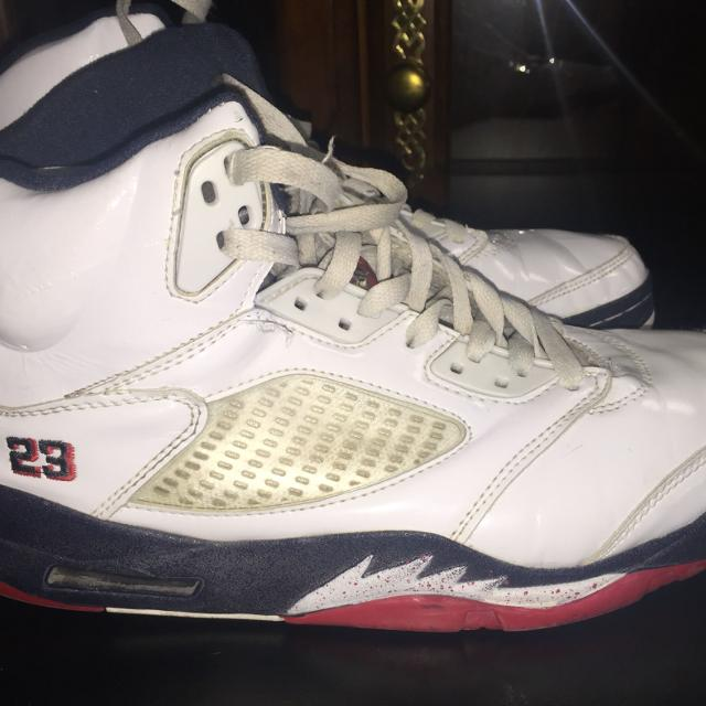 2aed59212fa3ec Find more Air Jordan Retro 5 Patent Leather for sale at up to 90% off