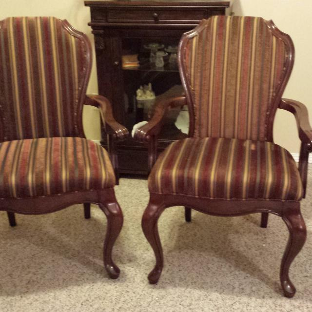 Find More Need Gone 2 Accent Chairs From Bombay Company For Sale At