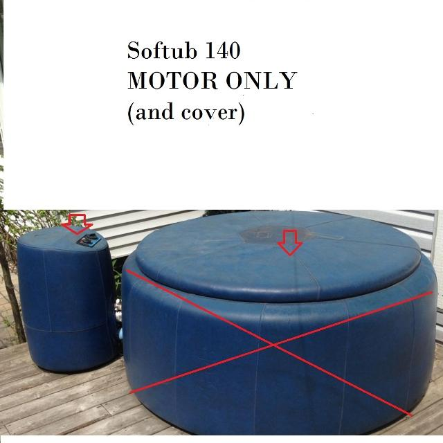 Find More Softub 140 Motor Only For Sale At Up To 90 Off