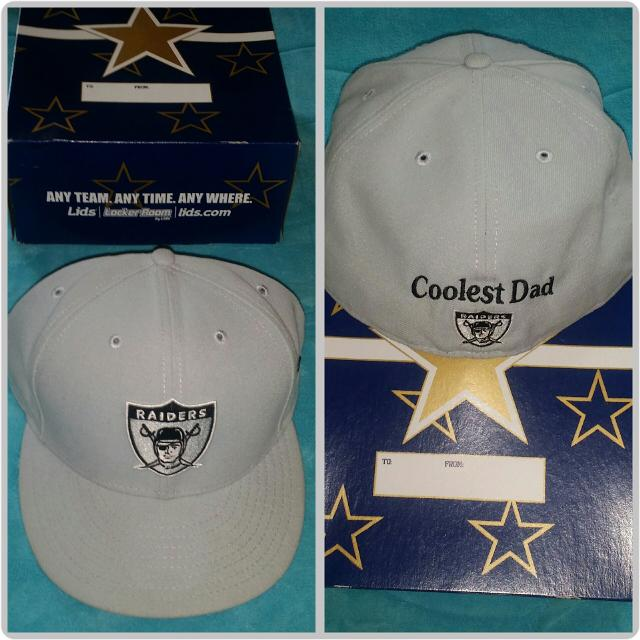 1681efc10f1 Best Brand New In Box! Raiders Lids Hat Back Has Engraved ❤coolest ...