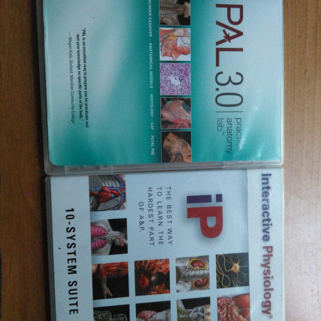 Anatomy and physiology dvds