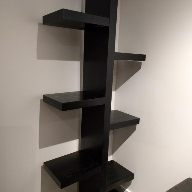 Urban Barn Brosna Bookcase Shelf Unit