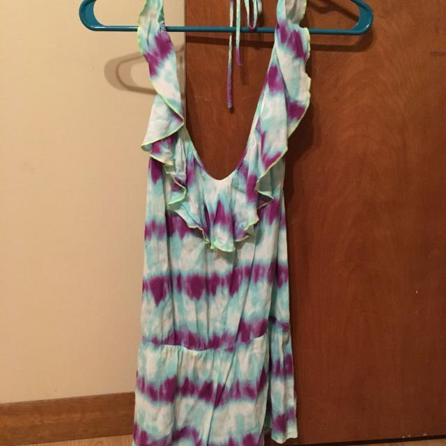 a8438be2555 Best Tie-dye Romper From Victoria's Secret-- Size Small for sale in  Columbus, Texas for 2019
