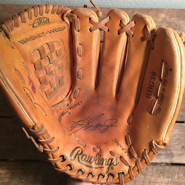 cbb75a94d9 Find more Rawlings Rbg36 Ken Griffey, Jr. Adult Model Leather ...