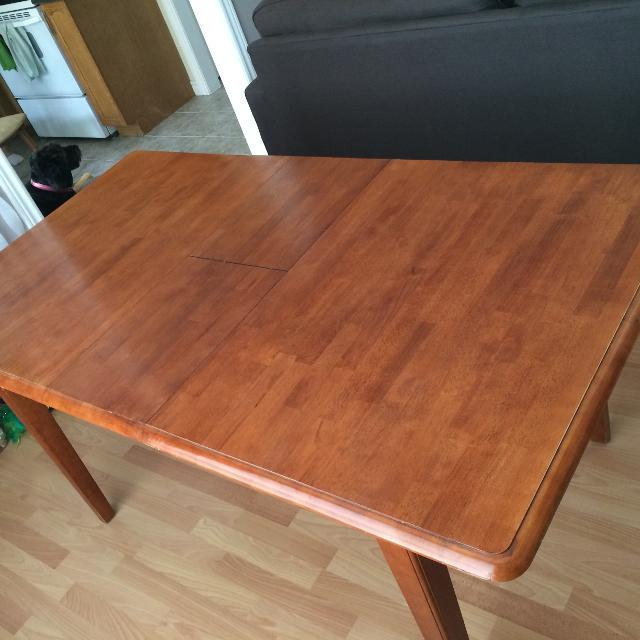 Hamilton And Spill Dining Table