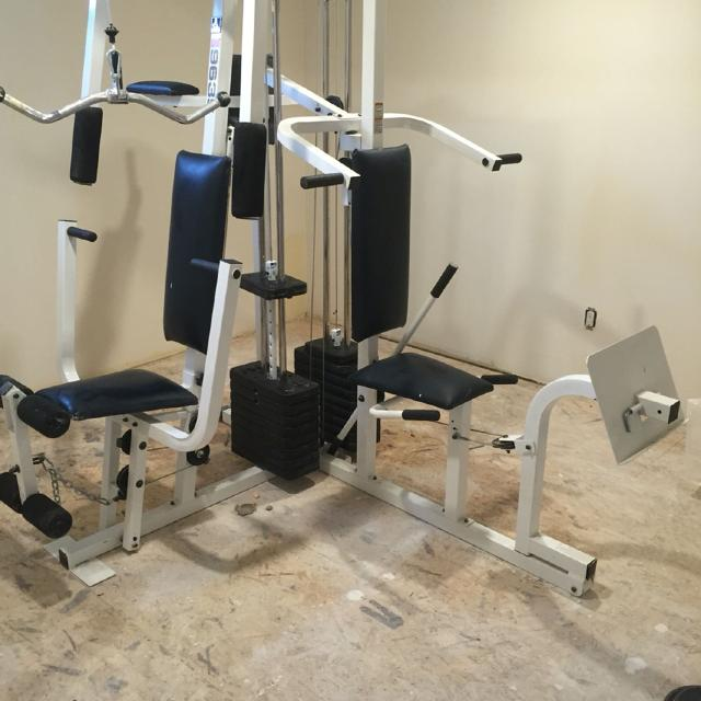 Weider Home Gym Instructions: Find More Weider Pro 9635 Home Gym For Sale At Up To 90% Off