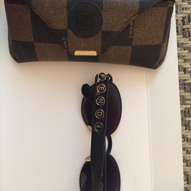 17c705548271 Best Vintage Fendi Sun Glasses And Case Excellent Condition for sale in  Brentwood