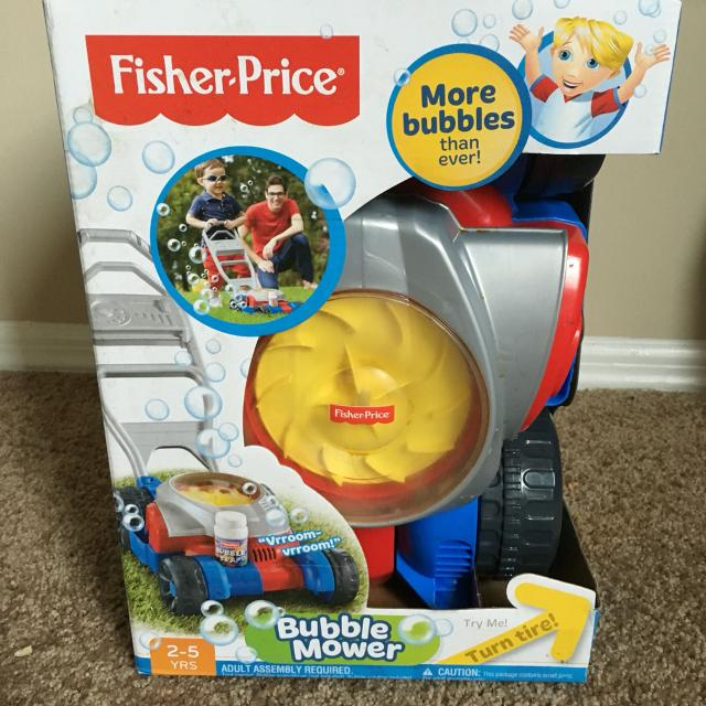 Best Fisher Price Bubble Mower For Sale In Mt Juliet Tennessee For