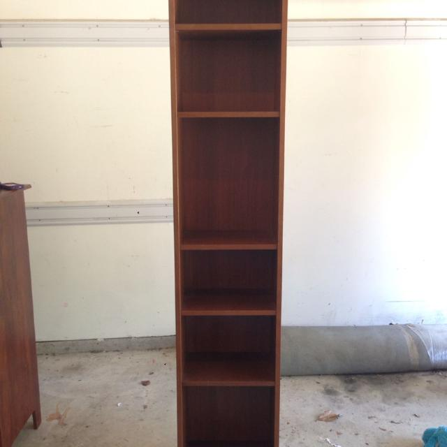 Find More Ikea Billy Brown Ash Veneer Bookcase For Sale At
