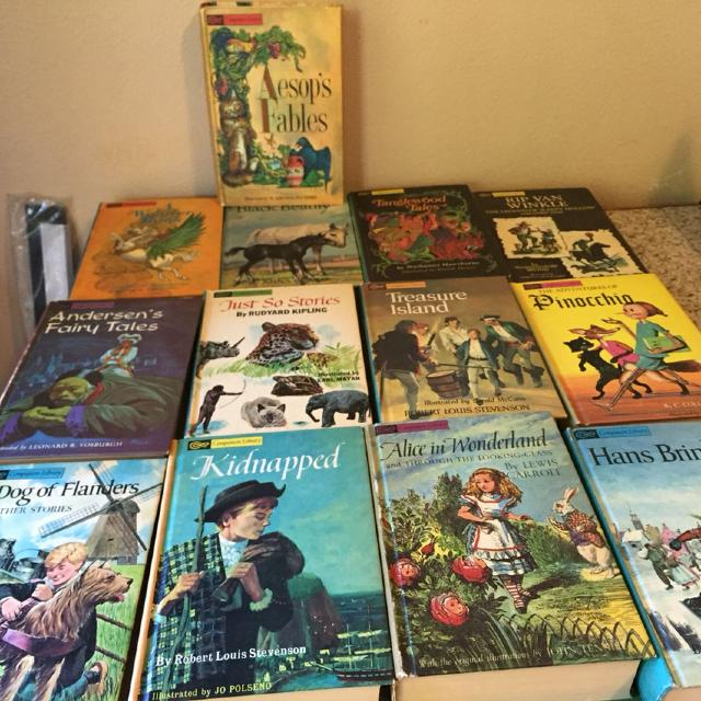 Find More Reduced Lot Of 13 Companion Library Double Books From The