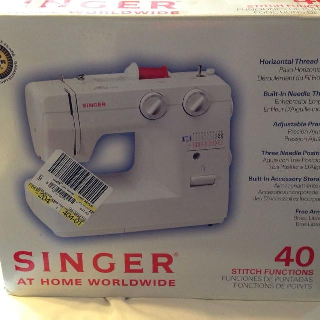 Find More Reduced Singer Model 40 Sewing Machine 40 Stitch Interesting Singer 40 Stitch Sewing Machine