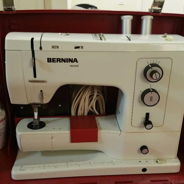 Find More Bernina 40 Sewing Machine For Sale At Up To 40% Off Fascinating Bernina Sewing Machine For Sale