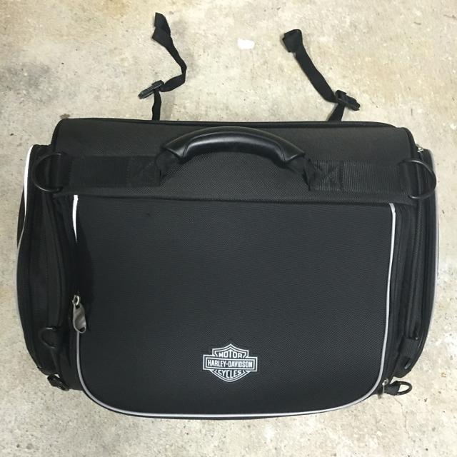 Harley Davidson Tail Bag