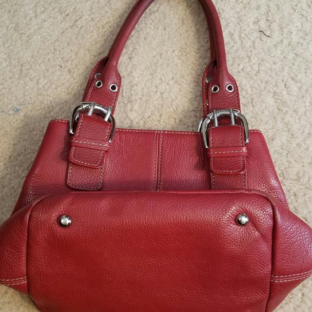 4b9a9df99ae6 Best Red Leather Tignanello Purse for sale in Mt. Juliet
