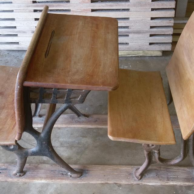 Antique school desk - Best Antique School Desk For Sale In Brownsville, Texas For 2018