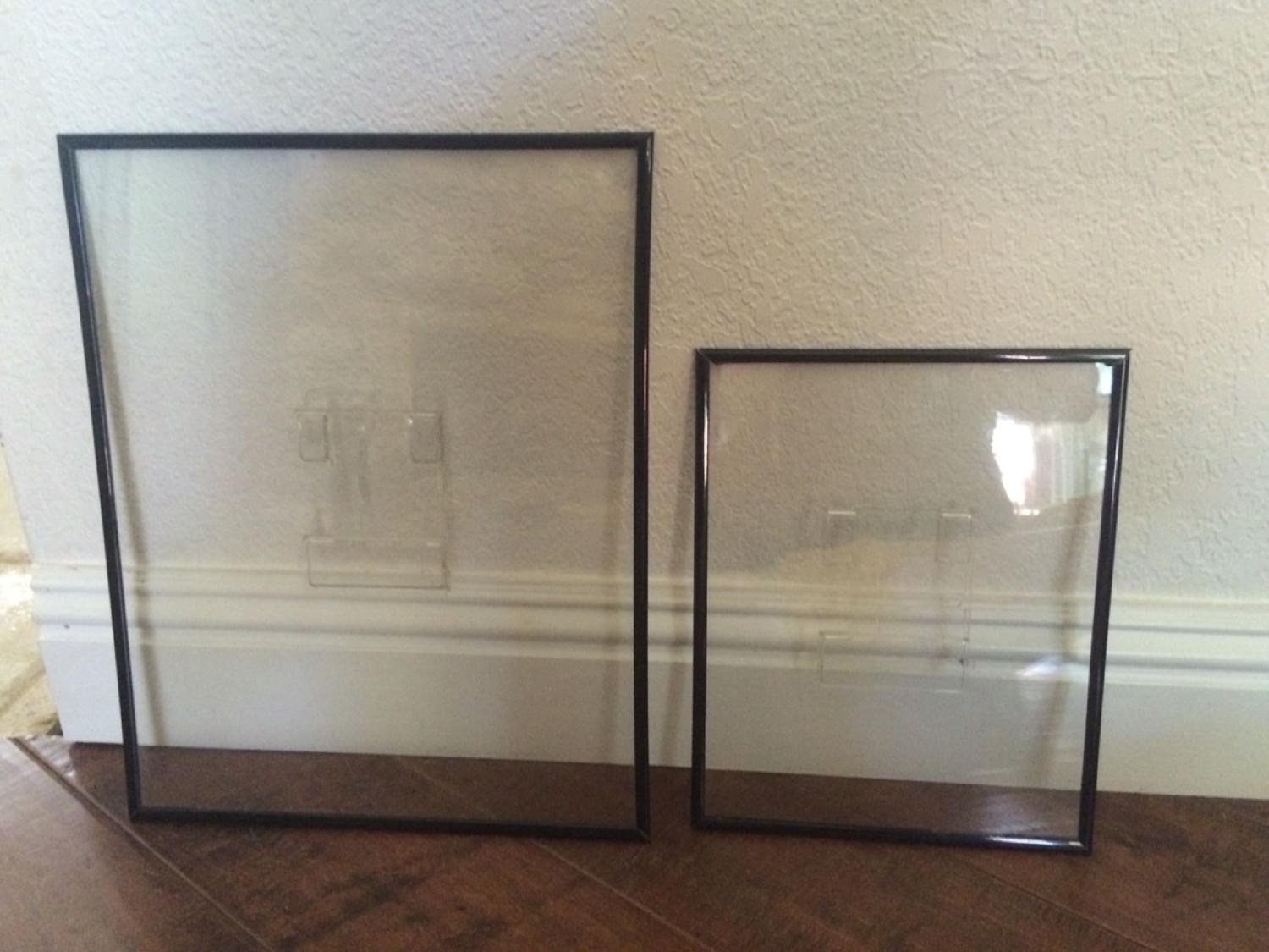 Find more Floating Frames. 11x14 And 8x10. Sold As Set From Aaron ...