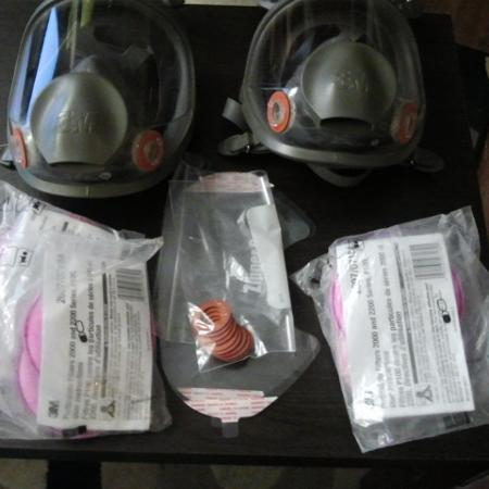 3M Full Face Masks $125.00 OBO for sale  Canada
