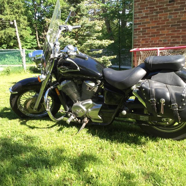 Best Honda Shadow Ace 750 For Sale In Orangeville Ontario For 2019