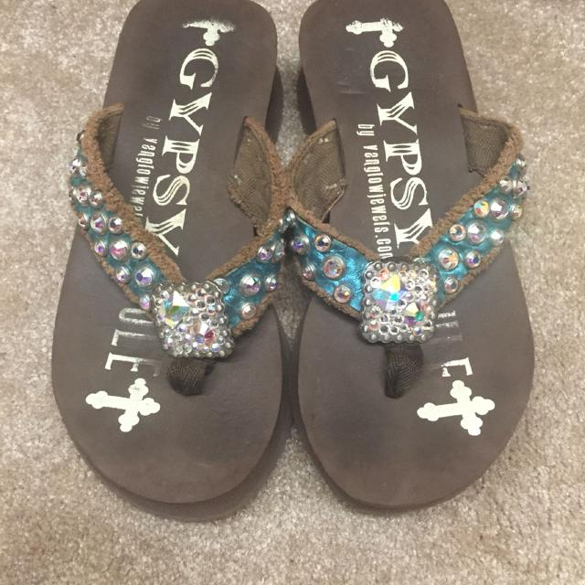 bf56f74a95a28 Best Gypsy Soule Flip Flops for sale in Durant