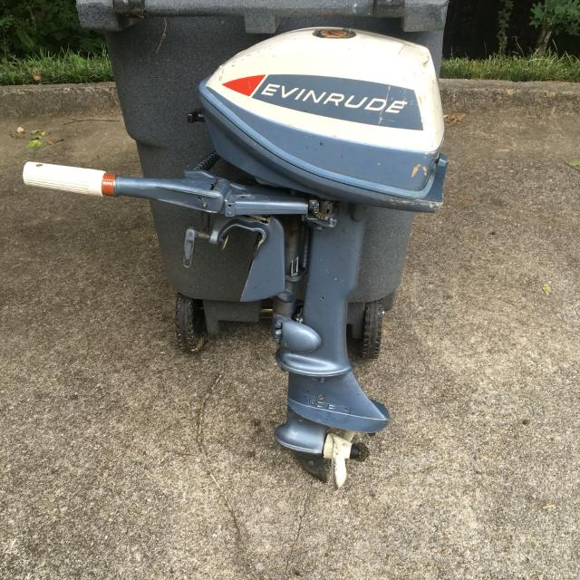 Evinrude 6hp outboard motor manual for 6hp boat motor for sale