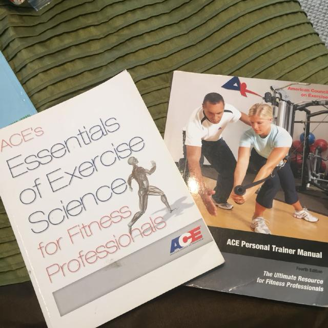 best ace personal training manuals for sale in charlotte north