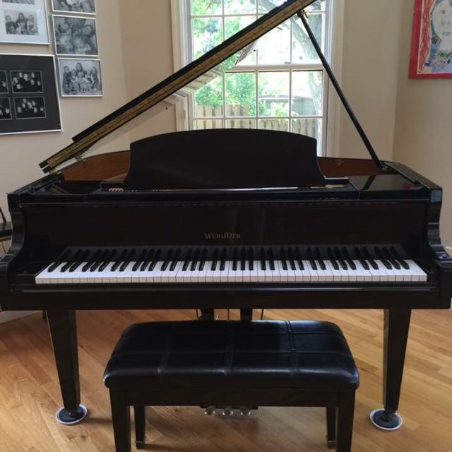 Best Wurlitzer Model C143 Baby Grand Piano For Sale In