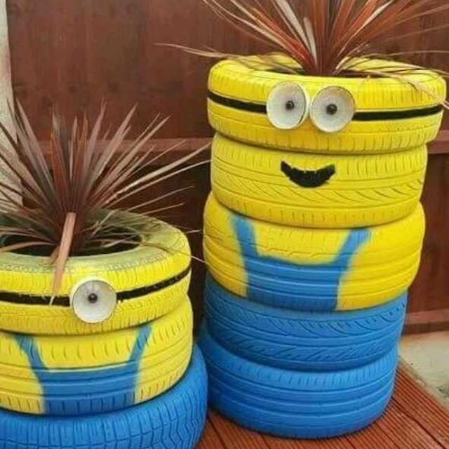 best tire art minions for sale large small