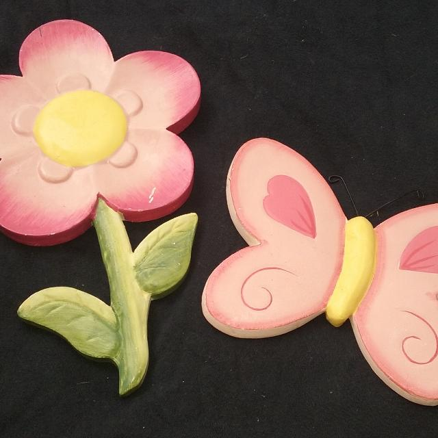 Find More Home Interiors Kids Wall Hangings Flower Butterfly For Beauteous Home Interiors Kids