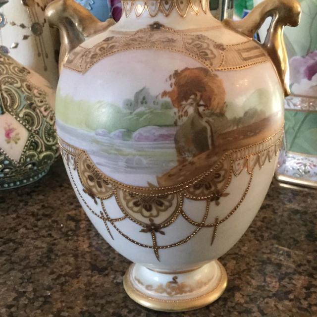Find More Antique Nippon Vase Noritake Morimura Brothers 1911 1921