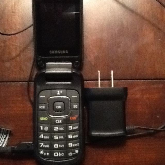 Verizon prepaid phone, $25 OBO, (PIOG)
