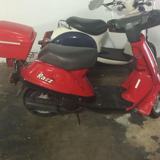 Yamaha Razz scooter for sale
