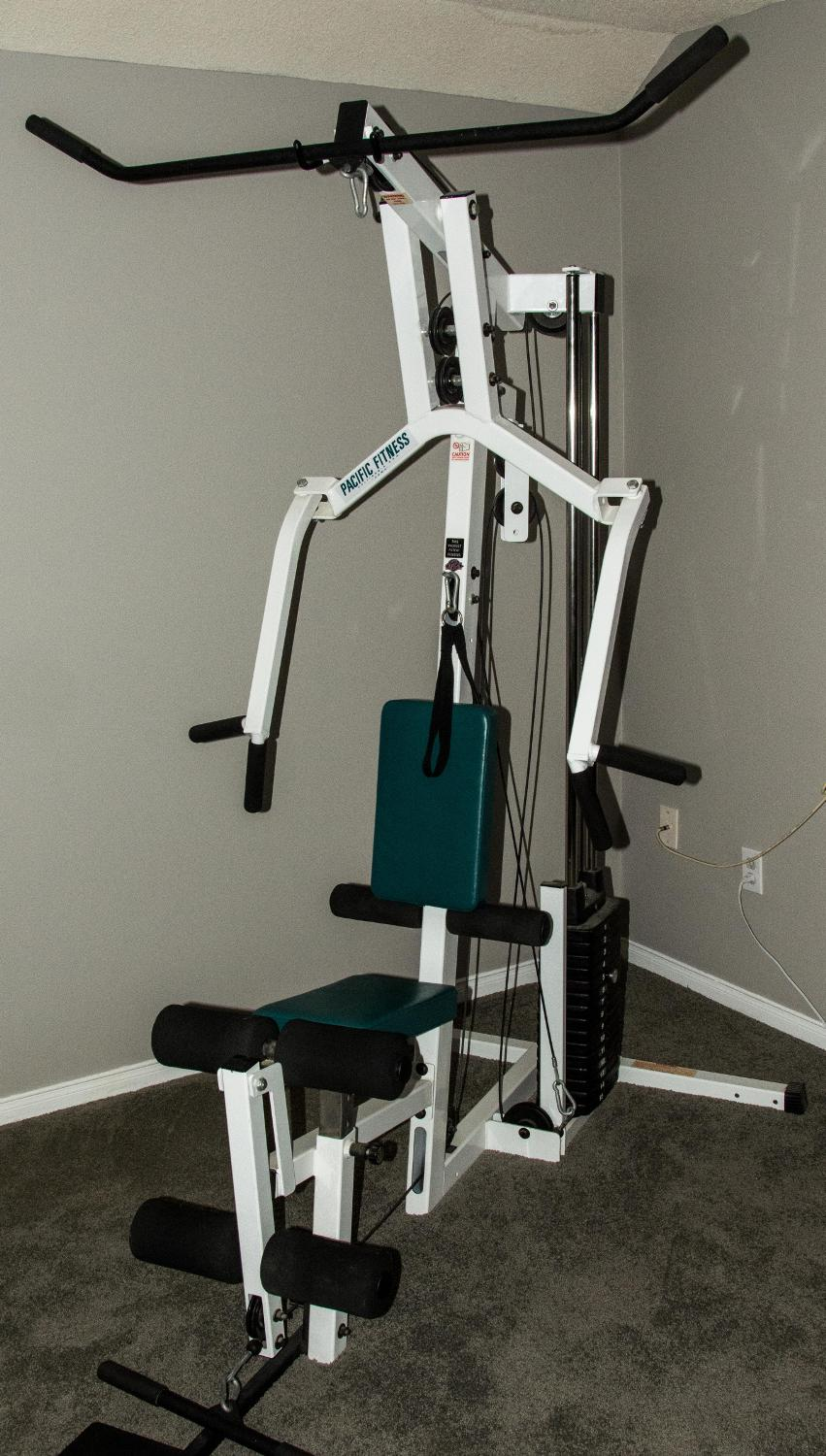 Find more pacific fitness quot zuma home gym for sale at up
