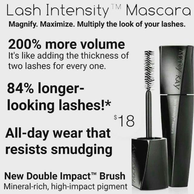 d868eef4a90 Best Mary Kay Lash Intensity Mascara - Black for sale in Prosper, Texas for  2019