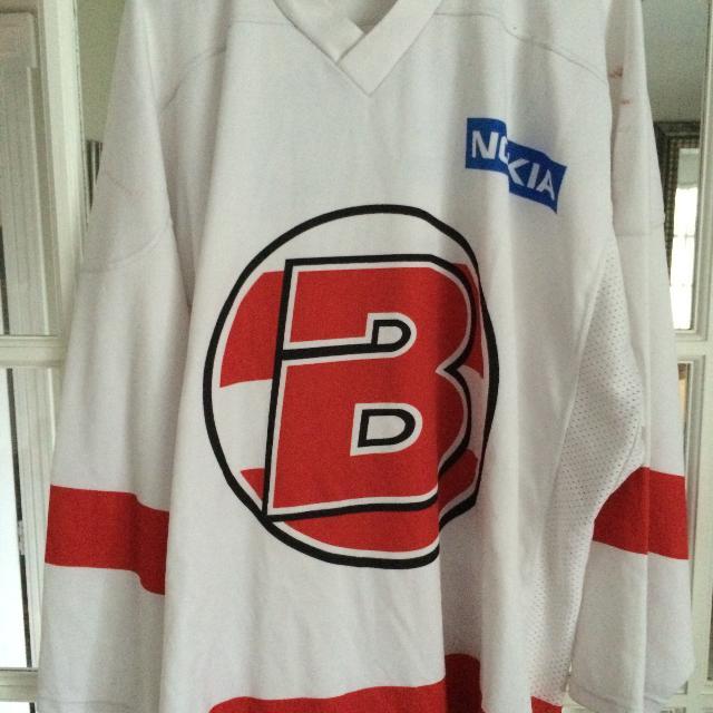 Best Czech Republic Kometa Brno Game Worn Hockey Jersey for sale in  Vaudreuil 45130bbff60