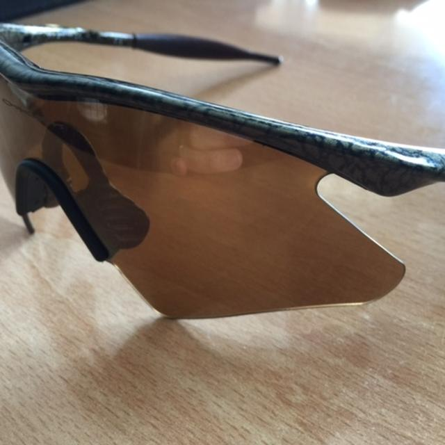 6ebd28adbc Find more Oakley M Frame Heater Sunglasses Gold Iridium Sweep Lense ...