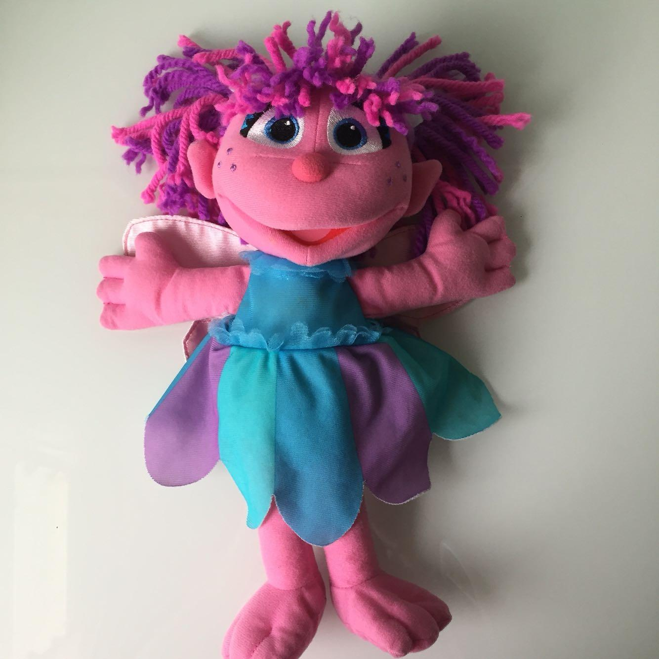 Talking Abby Cadabby Doll