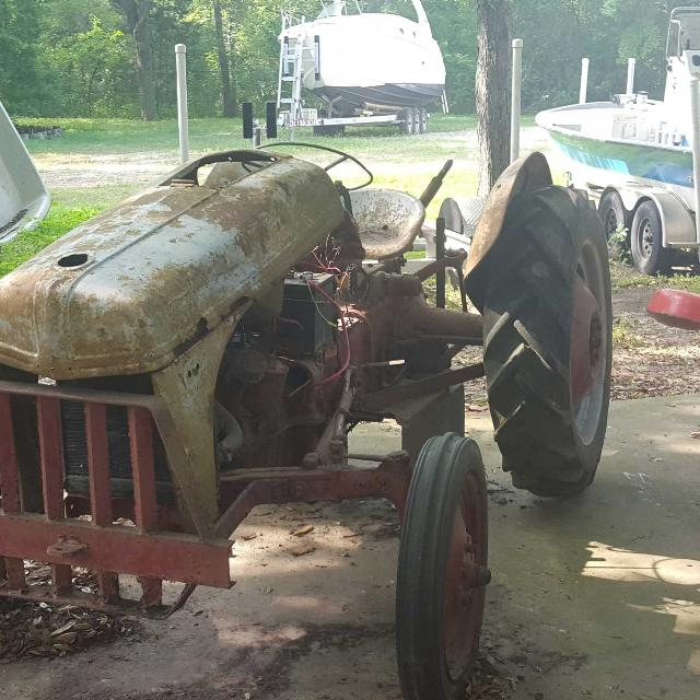 9n Ford Tractor >> Best Old 9n Ford Tractor For Sale In Matagorda Texas For 2019
