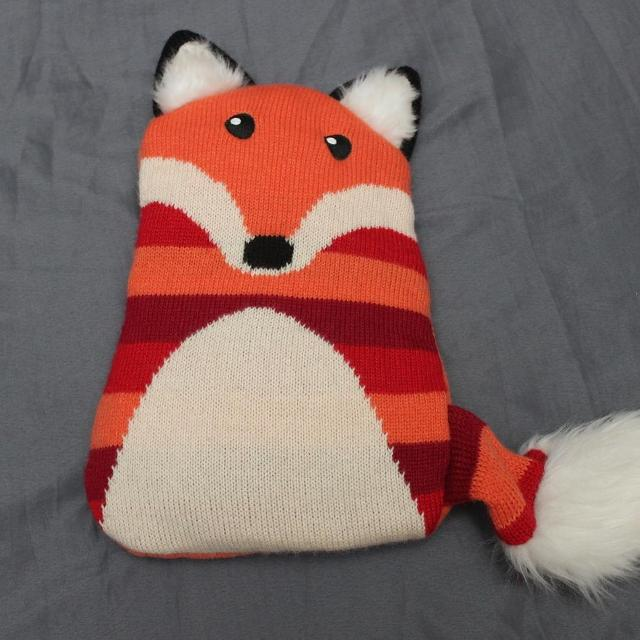 Best Aroma Home Knitted Fox Hottie Lavender For Sale In Markham