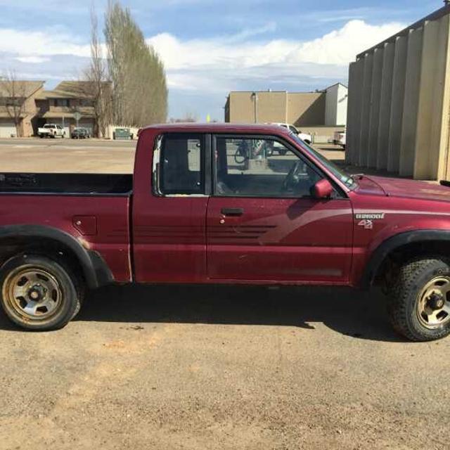 Best 92 Mazda B2600i 4x4 For Sale In Minot, North Dakota