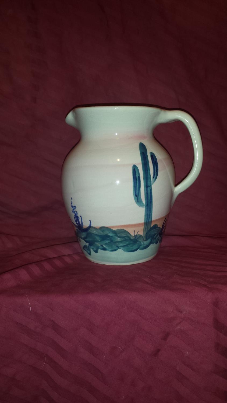Ellis Prod Pottery Marshall Texas