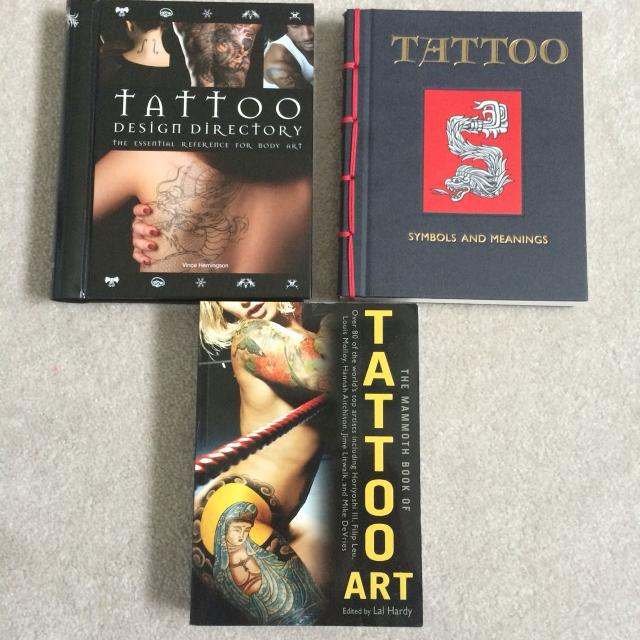 Find more *price Reduced* Tattoo Books for sale at up to 90% off
