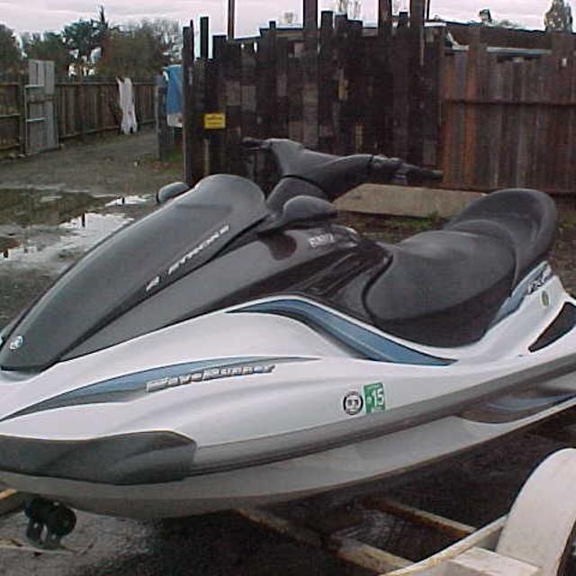 Best 2004 Yamaha Waverunner Fx 140 Cruiser For Sale In Santa Rosa