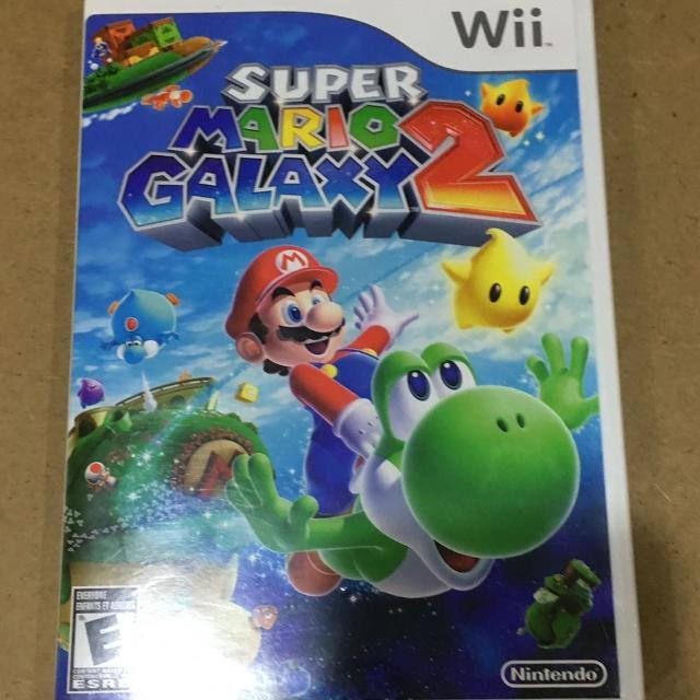 Super Mario Galaxy 2 for wii