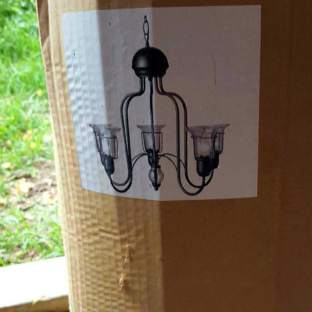 Best ikea grimsas chandelier for sale in yorkville ontario for 2018 ikea grimsas chandelier mozeypictures Choice Image