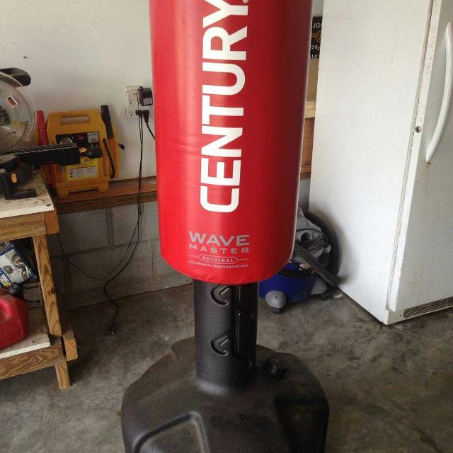 Find More Century Wave Master Punching Bag For Sale At Up To 90 Off