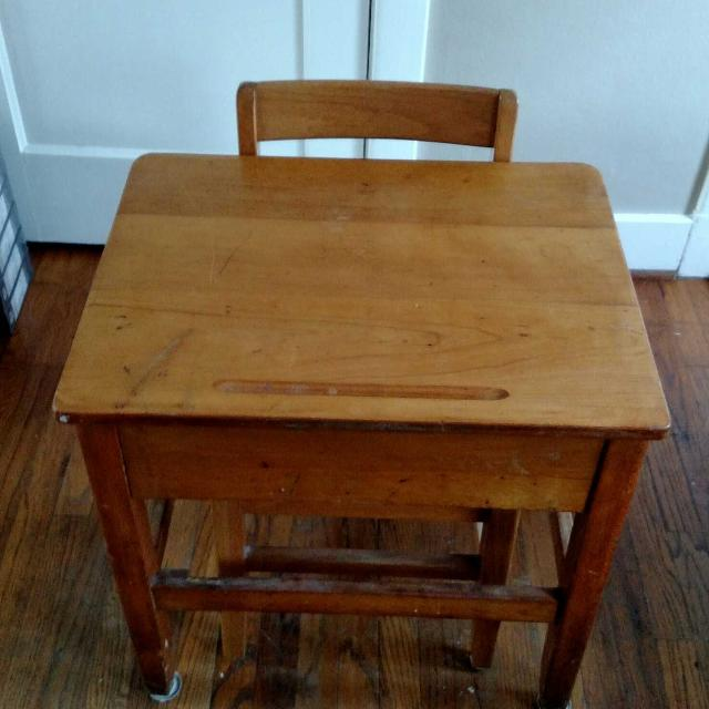 Antique children's school desk - Best Antique Children's School Desk For Sale In Lafayette