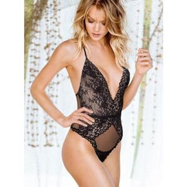 201b0901d7866 Best Victoria's Secret Teddy/bodysuit (black) for sale in Vancouver,  British Columbia for 2019