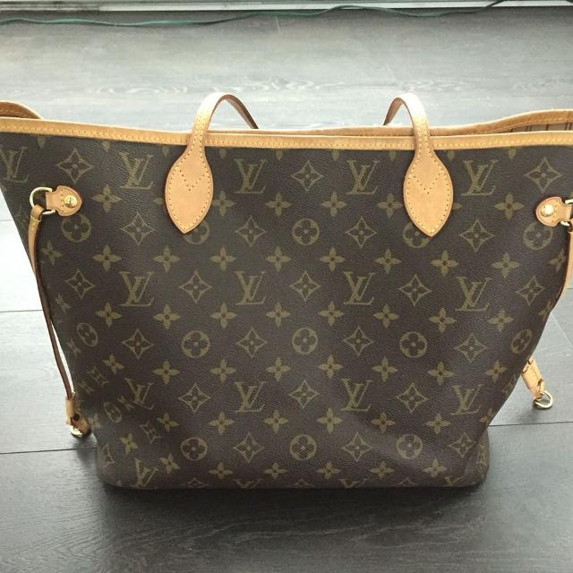 a9872cb712aa Find more Louis Vuitton Neverfull Mm Monogram for sale at up to 90% off