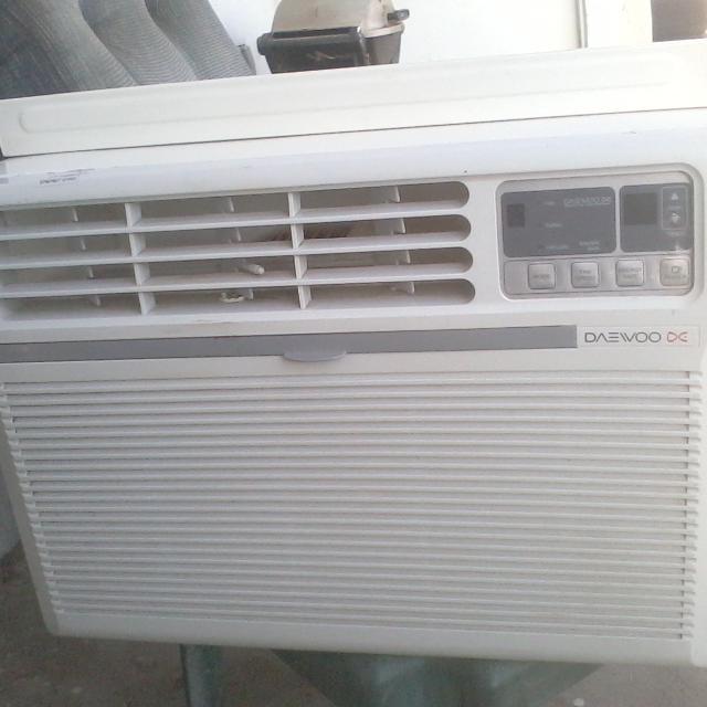 Best Daewoo 5,300 Btu Window A\c Unit for sale in Ramona, California